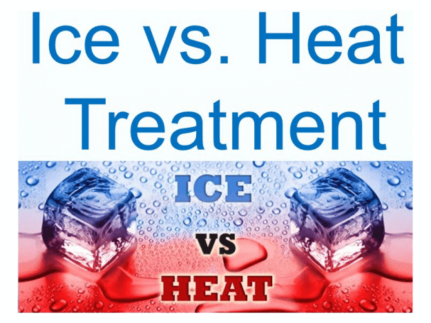 Ice vs Heat Gout Treatment image