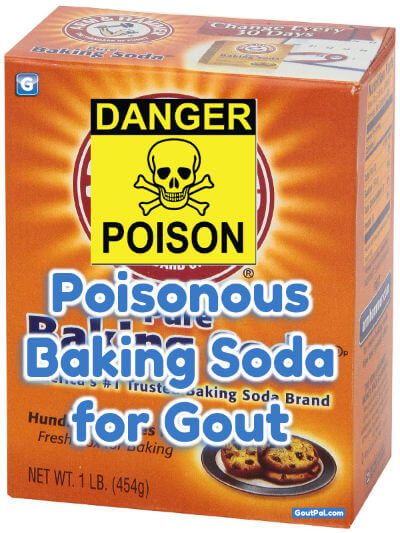 Gout Relief from Baking Soda