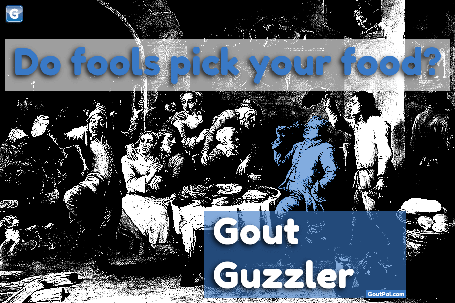 Gout Foodies image