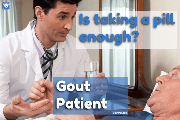 Gout Patient Group image