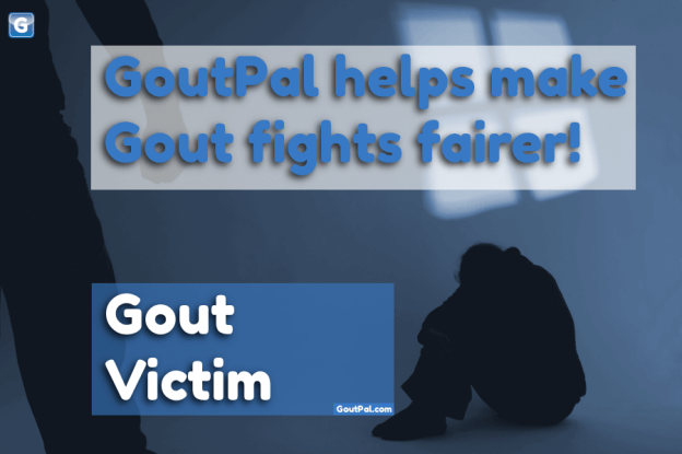 Gout Victim Group image