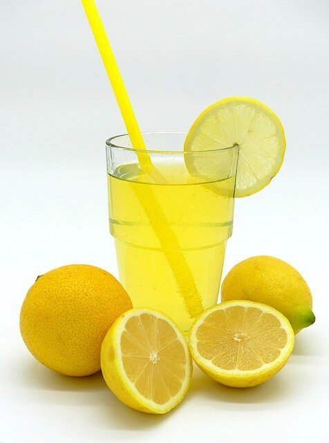 Lemon Juice for Gout photo