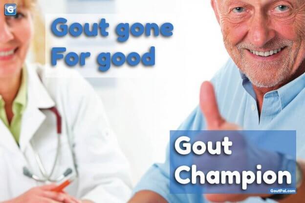 Gout Champion Photo