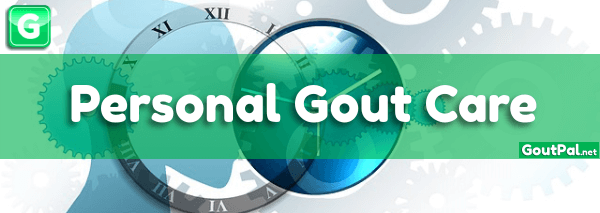Personal Gout Care 2017