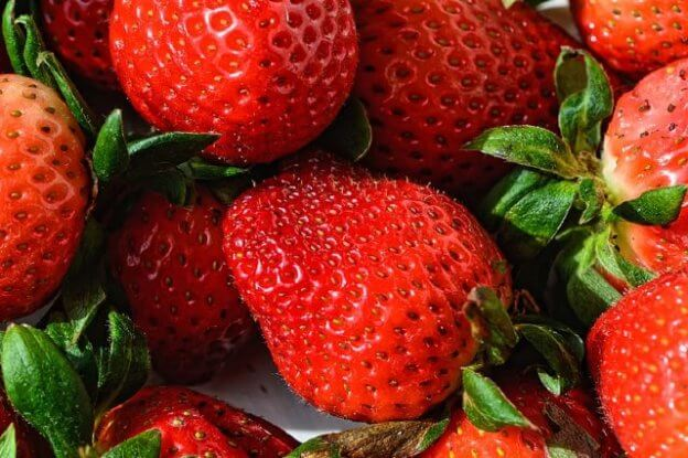 Strawberries and Gout