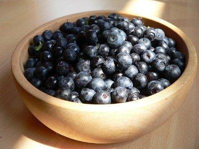 Blueberries and Gout photo