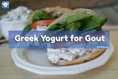 Greek Yogurt for Gout Recipe